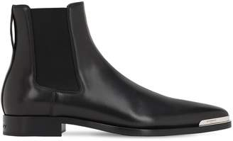 Givenchy Dallas Leather Western Boots