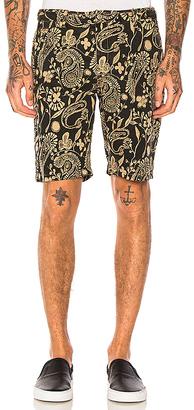 Scotch & Soda Classic Chino Shorts in Black $85 thestylecure.com