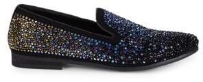 Steve Madden P-Deploy Embellished Loafers