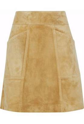 Derek Lam Suede Mini Skirt
