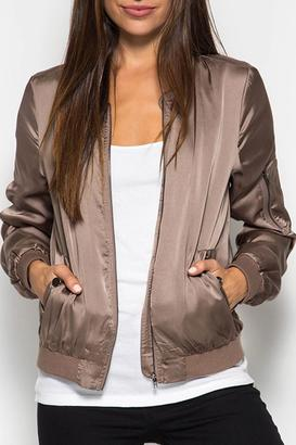She + Sky The Bashell Jacket $48 thestylecure.com