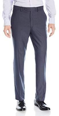 Greg Norman Men's Flat Front Slim Fit Suit Separate Pants