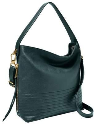 6811ad4ffdfb Fossil Maya Hobo Handbag Teal