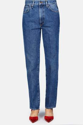 Gold Sign The Classic Fit Jean - Pressed True Blue
