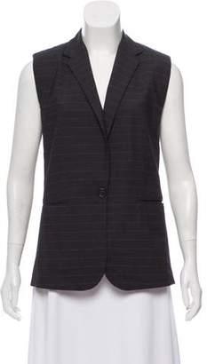 Brunello Cucinelli Wool-Blend Notch-Lapel Vest