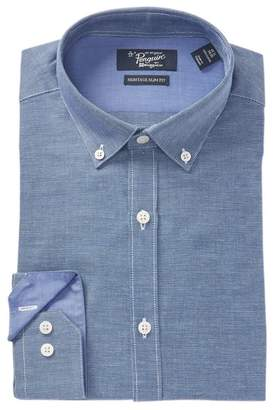 Original Penguin Oxford Heritage Slim Fit Dress Shirt