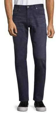 AG Jeans Classic Semi-Washed Jeans