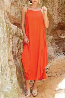 9cf5e912b43 Red Spaghetti Strap Dresses - ShopStyle UK
