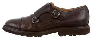 Brunello Cucinelli Double Monk Strap Oxfords