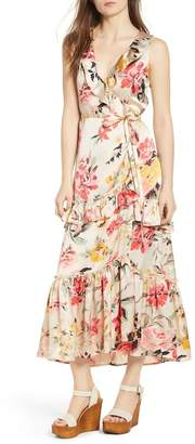 Billabong LOVE LIKE SUMMER X Ruffle Wrap Dress