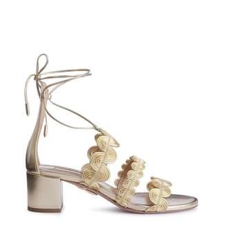 Aquazzura Open Toe Sandals