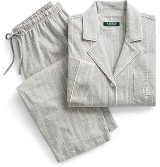 Ralph Lauren Cotton Capri Pajama Set