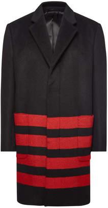 Calvin Klein Wool-Alpaca Coat