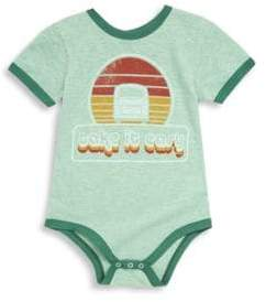 Rowdy Sprout Baby Boy's Take It Easy Onesie