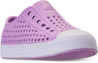 Skechers Little Girls' Guzman Casual Sneakers from Finish Line
