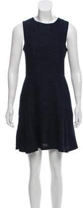 A.L.C. Bouclé Mini Dress