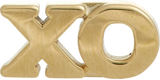 "Jennifer Meyer Women's ""XO"" Stud $275 thestylecure.com"