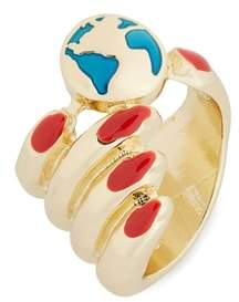 Melody Ehsani World In Her Hands Ring