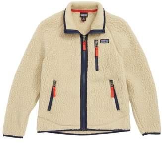 Patagonia Retro Pile Faux Shearling Jacket