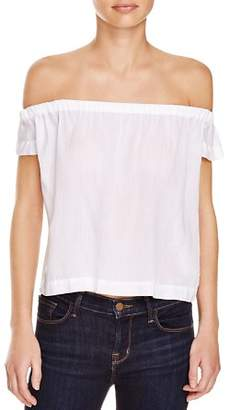 Bella Dahl Off-the-Shoulder Top