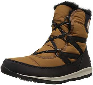 Sorel Women's Whitney Short Lace Snow Boot