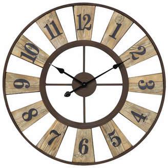Cooper Classics Oversized 28 Minden Wall Clock