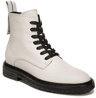 Via Spiga Kinley Lace-Up Combat Boots