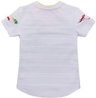 eeb442a4c Ted Baker Toddler Boys Lizard Short Sleeve T-Shirt - Blue