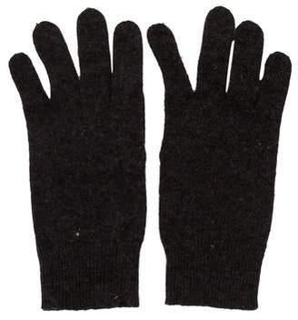 White + Warren Cashmere Wrist Gloves