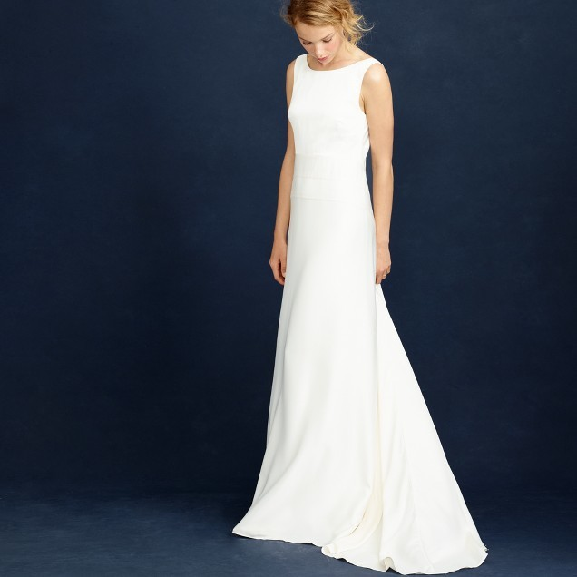 J.CrewPercy gown