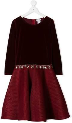 David Charles Kids TEEN shell belt dress