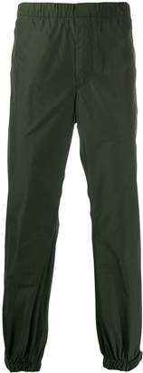 Prada touch-strap technical trousers