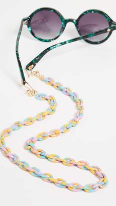 Lele Sadoughi Cable Length Eyeglass Chain