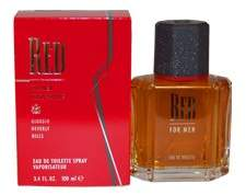 Giorgio Beverly Hills Red For Men Edt Spray 3.3 Oz by