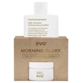evo Cassius With Free Normal Persons Shampoo