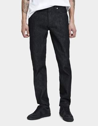 Norse Projects Norse Slim Denim Jean in Black