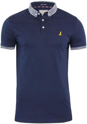 Brave Soul Mens Glover Polo Shirt