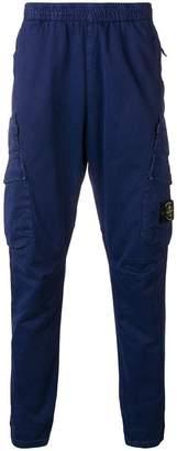 Stone Island cargo track pants