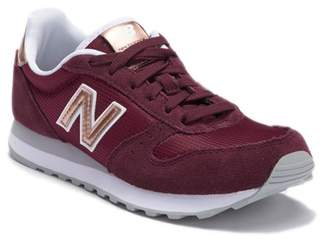 New Balance Classic 311 Suede Sneaker - Wide Width Available