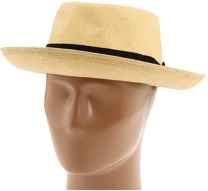Brixton Scout (Tan) - Hats