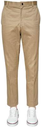 Thom Browne Light Cotton Twill Chino Pants