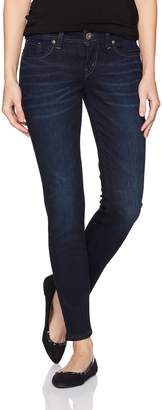 Silver Jeans Co. Women's Suki Curvy Fit Mid-Rise Super Skinny Jeans