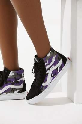 Vans Sk8-Hi Pop Camo Sneaker