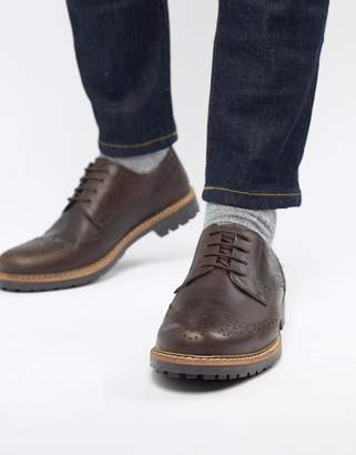 Red Tape Rydal Brogue Shoes