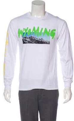 Yeezy 2018 Wyoming KKW T-Shirt