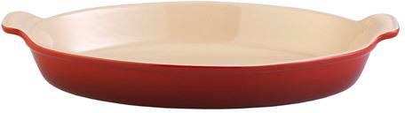 Le Creuset Heritage Collection Petite Au Gratin Dish, 6 oz.