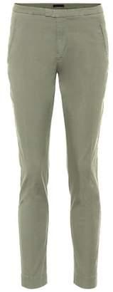 ATM Anthony Thomas Melillo Stretch-cotton skinny pants