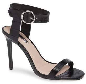 Topshop Ria Ankle Cuff Sandal (Women)