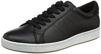 Wood Wood Shoes Men''s Bo Trainers, (Black), 40 EU