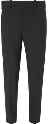 Neil Barrett Slim-Fit Stretch-Crepe Trousers